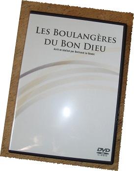DVD Les Boulangères du Bon Dieu