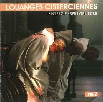 "CD ""Louanges cisterciennes"""